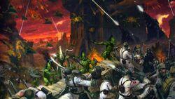Batalla Eldars Biel-Tan vs Guardia Imperial Valhalla.jpg
