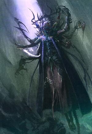 Hemónculo eldar oscuro