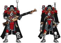 Cazadores Skitarii de Stygies VIII