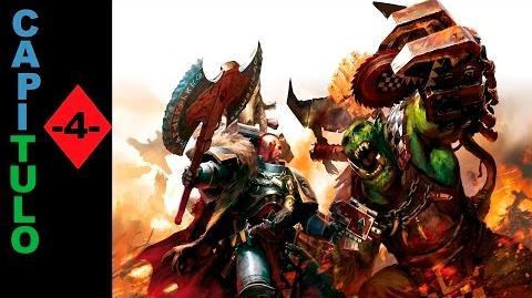 Warhammer 40K Sanctus Reach - Capitulo 4 - Aguantad la linea Lobos Espaciales!!!