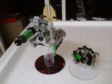Necron Destroyer 1