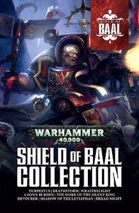 Novela recopilatorio shield of baal