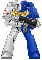 Esquema Color Original Marines Errantes Wikihammer