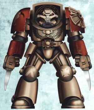 Sargento Veterano Exterminador Minotauros Wikihammer.jpg