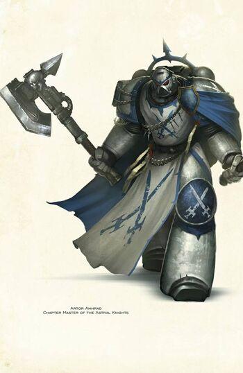 Artor Amhrad Señor del Capítulo Caballeros Astrales.jpg