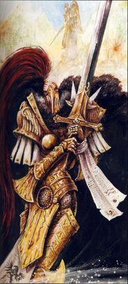 Jenetia Krole Comandante de la Hermandad Silenciosa
