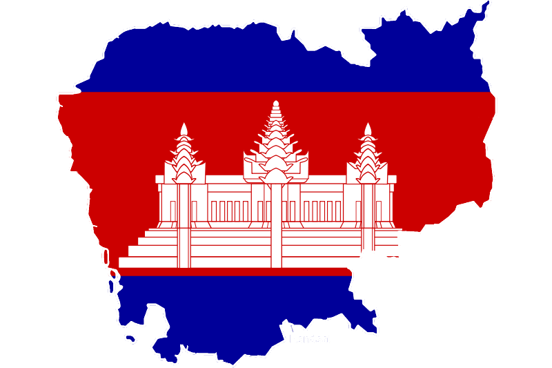 Image - National flag of Cambodia flag (6).png | E-Sim ...