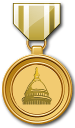 Fichier:CongressMedal.png