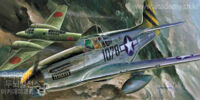 Academy 1/72 North American P-51B Mustang