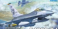 Academy 1/72 Lockheed Martin F-16C Fighting Falcon