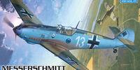 Academy 1/48 Messerschmitt Bf 109E