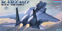 Academy 1/48 Boeing F-15E Strike Eagle (2)