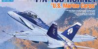 Academy 1/72 Boeing F/A-18D Hornet