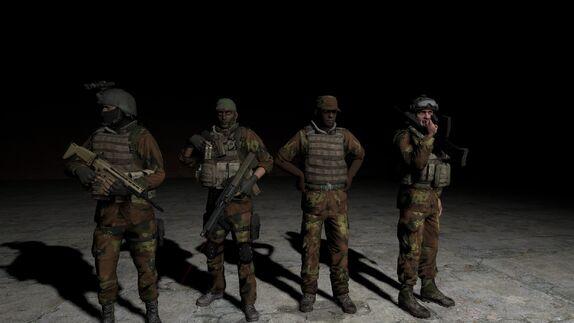 Leviathan Infantry