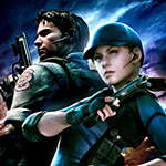 Thumb Jill Valentine - Chris Redfield