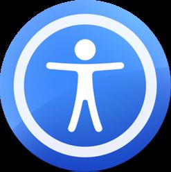 Archivo:Mac accessability icon.png