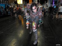 Gamescom 2016 - Cosplay 6