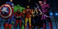 Los Vengadores/Avengers