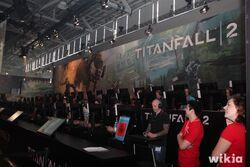Gamescom 2016 - Stand de Titanfall 2.jpg