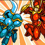 Thumb Shovel Knight - Shield Knight