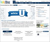 w:c:comunidad:Universidad_de_Wikia