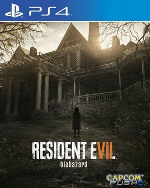 Resident Evil biohazard - cover.jpg