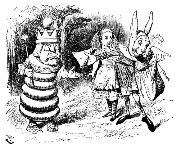 File:The king from Through the Looking-Glass, and What Alice Found There.jpg