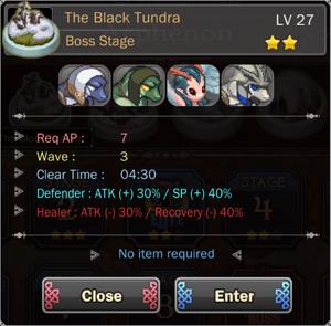 The Black Tundra 9