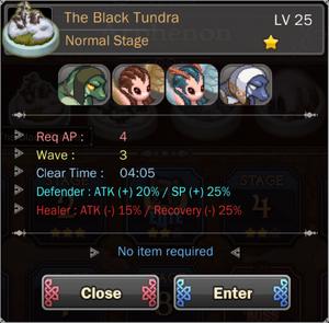The Black Tundra 5