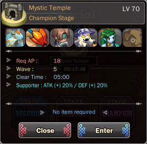 Mystic Temple 3