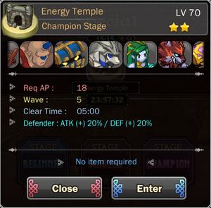Energy Temple 3