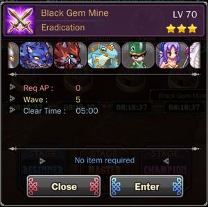 Black Gem Mine 3