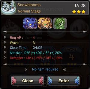 Snowblooms 5