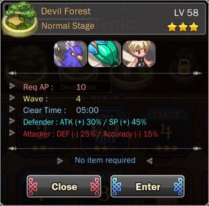 Devil Forest 4