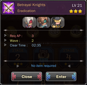 Betrayal Knights 8