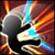 Bash Blow Icon