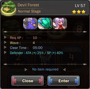Devil Forest 1