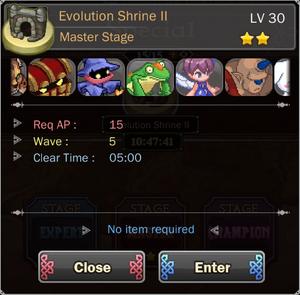 Evolution Shrine II 2