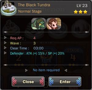 The Black Tundra 1