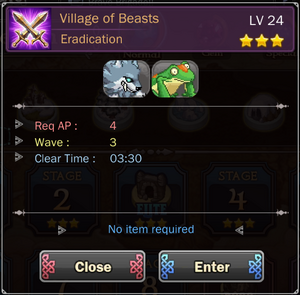 Village of Beasts 1