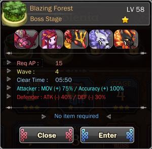 Blazing Forest 9