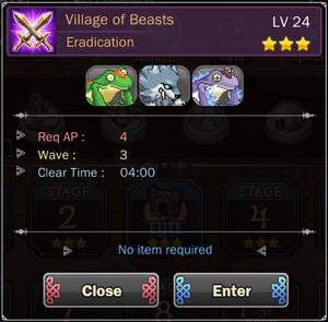 Village of Beasts 3