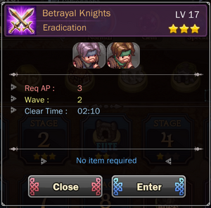 Betrayal Knights 1