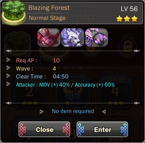 Blazing Forest 2