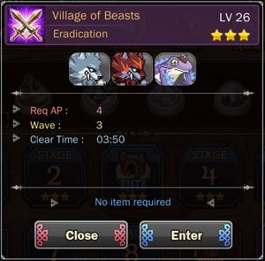 Village of Beasts 7