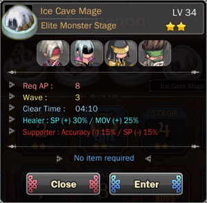 Ice Cave Mage 6