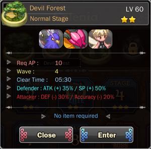 Devil Forest 8