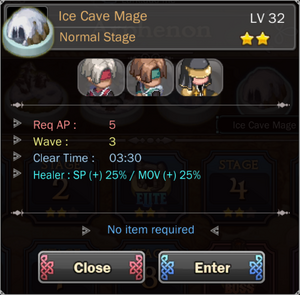 Ice Cave Mage 1