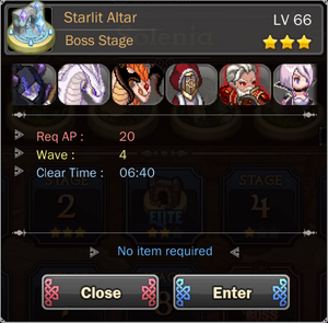 Starlit Altar 9