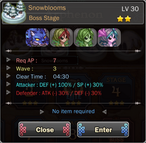 Snowblooms 9
